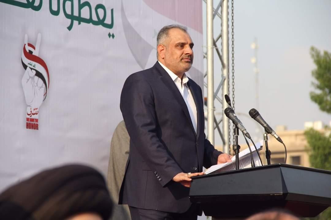 النائب عدنان فيحان
