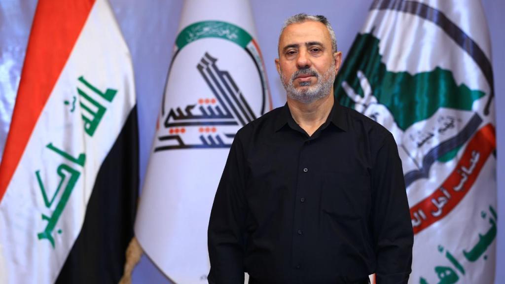 بيان النائب حسن سالم حول تجسس السعودية والامارات  على العراق بالتعاون مع الكيان الصهيوني ضمن برنامج بيغاسوس