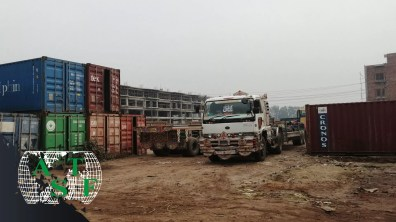 Dry Containers - Shipping Containers - Alsadiqservices
