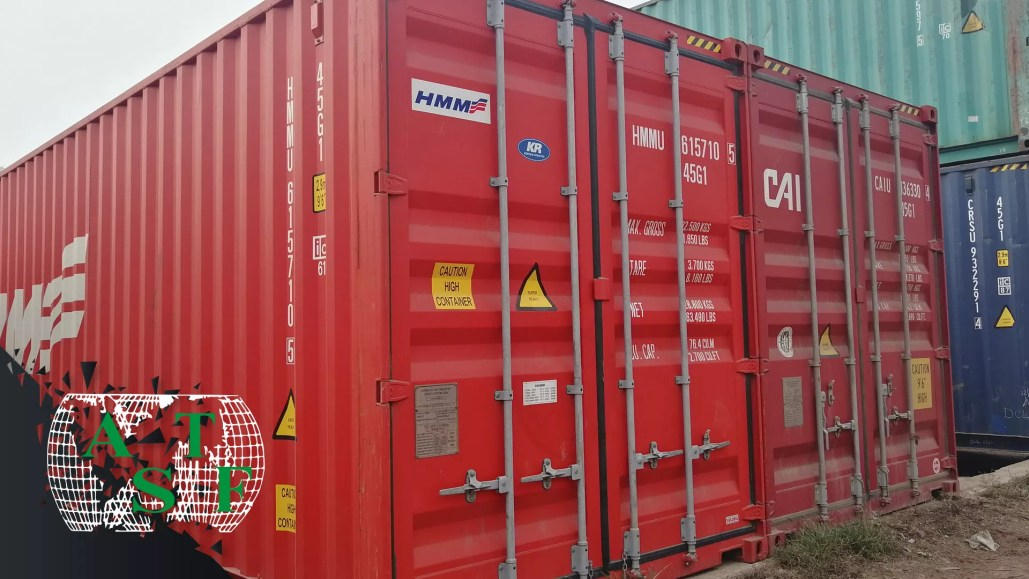 Dry Containers – Shipping Containers – Alsadiqservices