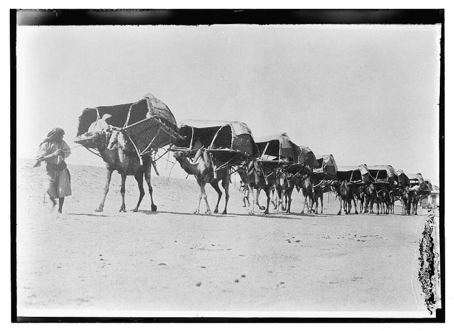 caravan 1910