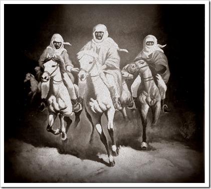 Arabian-Horse-Riders