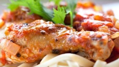Photo of دجاج على الطريقة الإيطالية للرجيم