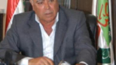 """Photo of الأستاذ عصام أبو درويش رئيس""""الكيان"""" في ذمة الله"""