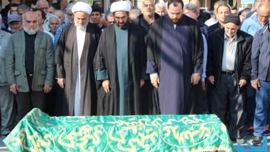 Photo of تشييع المرحوم الحاج أحمد عبد العلي دعموش(أبو جهاد) في بلدة أنصارية.