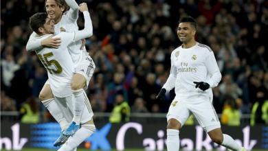 Photo of بالصور: ريال مدريد يحول تأخره لفوز بثلاثية على سوسيداد
