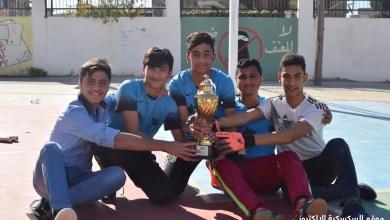 Photo of إختتام دورة كرة القدم في ثانوية الشهيد نعمة مروة الرسمية