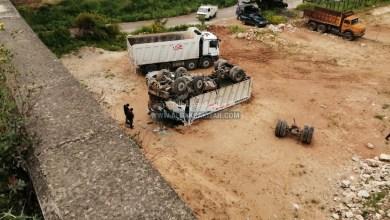 Photo of بالصور:قتيل في حادث سير مروع في حبوش-النبطية