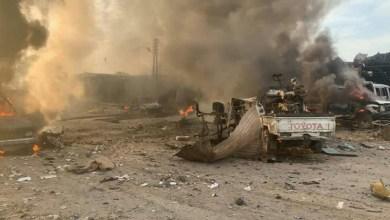 Photo of عاجل : انفجار في راس العين يوقع عدد من الضحايا