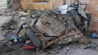 Photo of حادث مروع صباحاً على طريق اللبوة