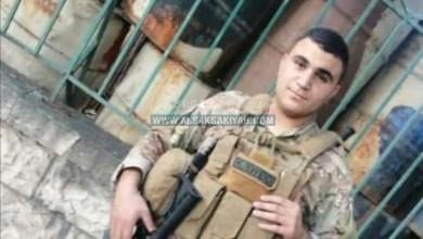 Photo of العسكري خليل زعرور خانه قلبه أثناء ممارسة الرياضة
