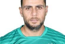 صورة إصابة خطرة برصاص طائش للاعب الأنصار محمد عطوي
