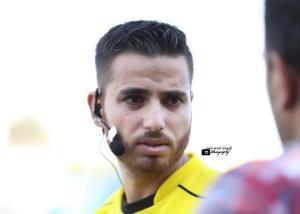 إبن بلدة السكسكية أحمد الحسيني حكماً دولياً
