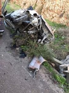 حادث سير مروع
