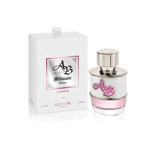 Lomani AB Spirit Millionaire Premium Women - Eau de Parfum for Women 100 ml