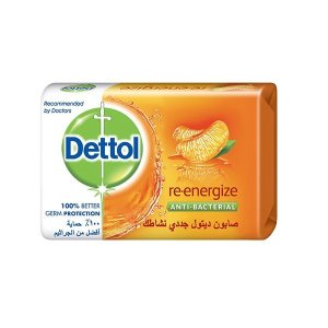BUY DETTOL SOAP RE-ENERGIZE 105GM qatar