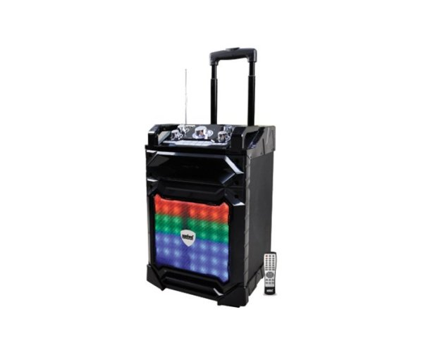Sanford Rechargeable Trolley Speaker 500 Watts Sf2269rts