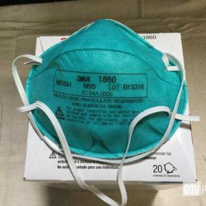 3M n95 mask 24 QR for one piece