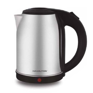 Stainless Steel Electric Kettle Hamilton HT-5804