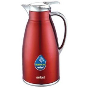 Sanford 1 Litre Stainless Steel Hot & Cold Vaccum Flask SF1682VF