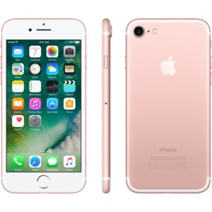 Apple iPhone 7 32GB Rose Gold Qatar