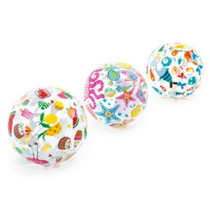 Intex Beachball Lively 51Cm 59040 qatar