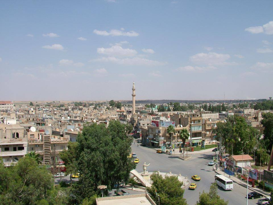 صورة لمدينة الحسكة