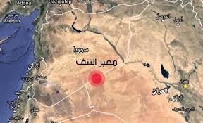 Photo of غارات جوية تستهدف فصيل جيش سوريا الجديد في معبر التنف الحدودي شرق سوريا