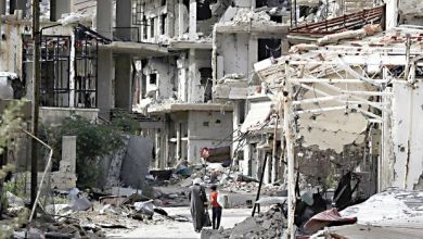 صورة صحيفة الإندبندنت: إعادة إعمار سورية مرتبط بوقف القصف