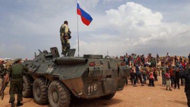 Photo of ديرالزور || انتشار لقوات الإحتلال الروسي في قرية حطلة