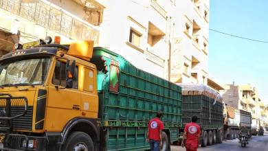 Photo of عملية سرقة لـ أطنان من الطحين والمواد الغذائية في مدينة البوكمال