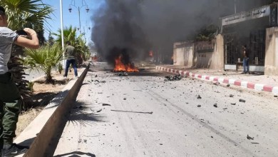 Photo of 10 قتلى بانفجار سيارة مفخخة في بلدة القحطانية