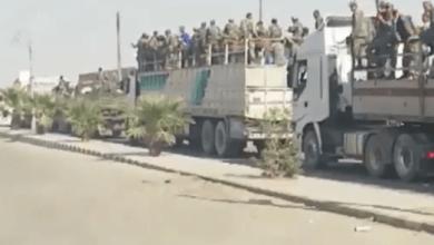 صورة ضمن الحرب الإعلامية المزدوجة من قسد والنظام: هل دخلت قوات النظام منبج والرقة