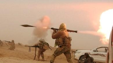 Photo of داعش يصل مطار دير الزور العسكري ويُنفّذ عملية في محيطه