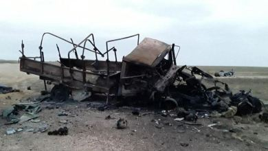 Photo of كمين لتنظيم داعش يوقع قتلى وجرحى من النظام ببادية ديرالزور