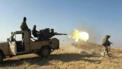 صورة تنظيم داعش يُسيطر على حقل نفطي بريف حمص