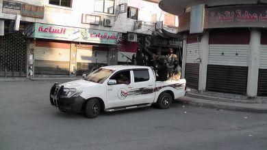 صورة نظام الأسد يعتقل أحد المسؤولين لدى ميليشيا قسد
