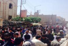 صورة توتر كبير في البوكمال.. ميليشيا الحشد تطلق النار بدم بارد على شخصين خلال أحد الأعراس