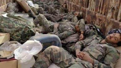 صورة ميليشيا الأسد تُرسل تعزيزات عسكرية كبيرة إلى البادية الشامية