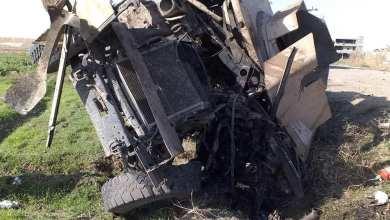 صورة على مقربة من حاجز ميليشيا قسد… تفجير يستهدف أحد قيادييها شرق ديرالزور