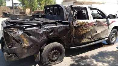 صورة إصابة عناصر من ميليشيات نظام الأسد باشتباكات في مدينة الحسكة