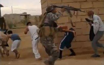 صورة شبكة الشرقية24 تكشف تفاصيل إحدى الجرائم التي ارتكبتها ميليشيا الحشد الشيعي بحق 180 مدني من أهالي البوكمال