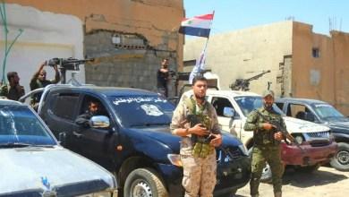 صورة عودة التوتر بين عناصر الميليشيات الإيرانية وميليشيا الدفاع الوطني في البوكمال