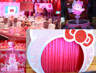 hello kitty | kiddie party