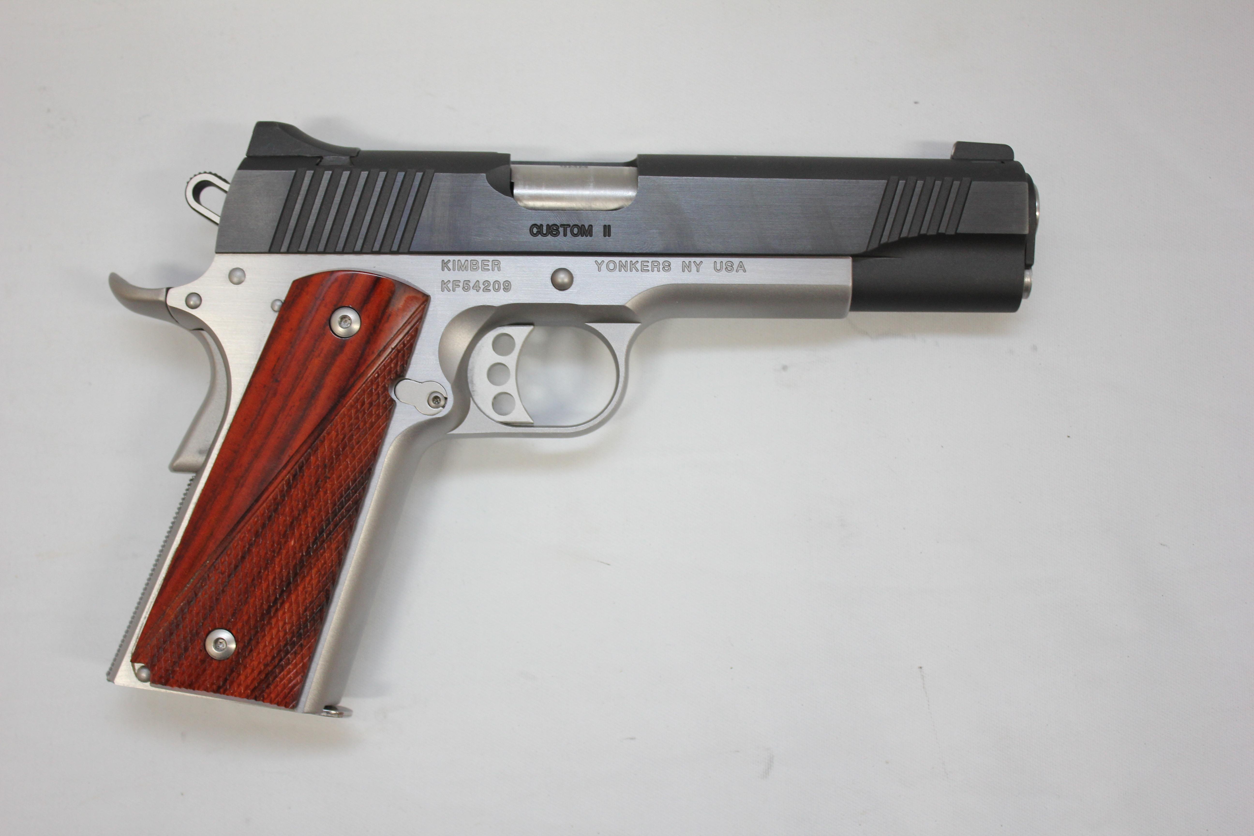 Used Kimber Custom II 1911 9 mm Semi-Automatic Pistol