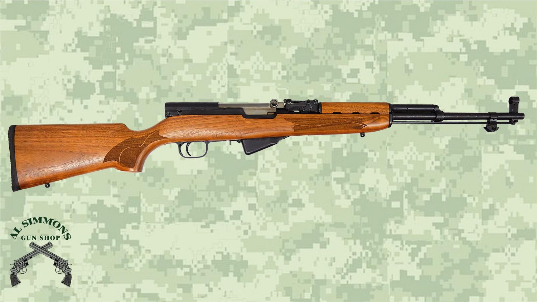 Norinco SKS Sporter 7.62x39mm (9987N) - Al Simmons Gun Shop