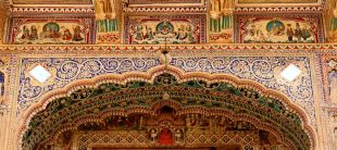 Frescoes Shekhawati