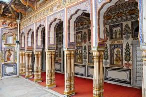 Frescoes Shekhawati2