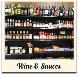 wine-sauces