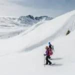 12 leichte Schneeschuhwanderungen in der Schweiz